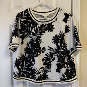 Forever 21 + Plus Size Short Banded Hem Sweater